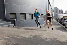 Reiseplaza: Sport-Bekleidung - Lust auf Laufen? So geht es top ausgerüstet an den Start! Street View, Running, Sports, Family Vacations, Clothing, Nice Asses, Hs Sports, Sport