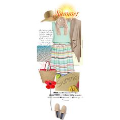 """""""Summer"""" by sawilson98 on Polyvore"""