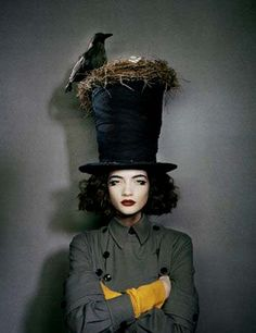MUST make this hat for next Halloween! ~~ Houston Foodlovers Book Club