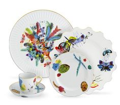 Christian Lacroix set