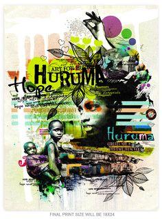 ART FOR HURUMA: LAST DESIGN PHASE