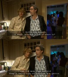 Green Wing, Mac and Guy