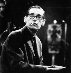 I rediscovered the work of Bill Evans today while talking with one of my students about jazz piano... his approach to harmony (rootless chord clusters that move that twist and turn) as well as his sense of rhythm (crazy syncopation and effortless groove) always amazed me. Educate yourself! http://www.youtube.com/watch?v=Ahgg4G3xLZM