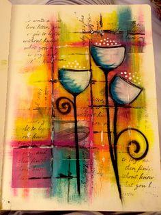 Medium art, mixed media art, mixed media journal, tracy scott, doodle art j Journal D'art, Art Journal Pages, Art Journals, Mixed Media Journal, Mixed Media Collage, Mixed Media Canvas, Art Journal Inspiration, Medium Art, Oeuvre D'art