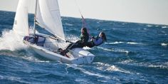 Clíodhna Ní Shuilleabháin, Irish Sailor — sportswomen.ie