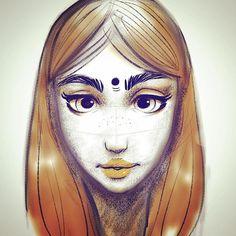Ambuj Joshi (@ambujjoshi) • Instagram photos and videos Warm Down, Princess Zelda, Photo And Video, Female, Videos, Artist, Photos, Fictional Characters, Beauty