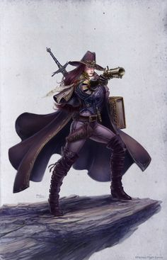 WitchHunter IlichHenriquez by Ilacha on DeviantArt