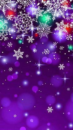 Snowflake Wallpaper, Christmas Phone Wallpaper, Frozen Wallpaper, Iphone Wallpaper Glitter, Winter Wallpaper, Sunset Wallpaper, Cute Wallpaper Backgrounds, Cellphone Wallpaper, Christmas Wallpaper