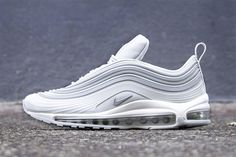 Look Out For The Nike Air Max 97 Ultra In Pure Platinum