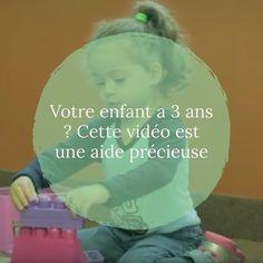 Je vous invite à découvrir une vidéo qui aidera de nombreux parents d'enfants de 3 ans. Elle contient des exemples, des analyses et des conseils pour différentes situations du quotidien.