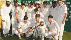 SA cricket team