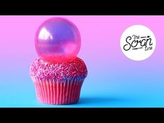 candy bubbles? :D BUBBLEPOP ELECTRIC CUPCAKES + EXCITING NEWS!- The Scran Line - YouTube