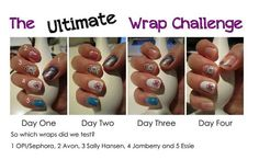 Jamberry vs. other popular brands and Jamberry come out on top again!  Http://taneshagambling.jamberrynails.net