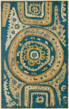 Kaitag, Northern Caucasus, Dagestan, ca. 1800.