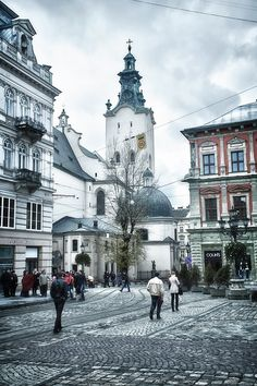 Cool Places To Visit, Places To Go, Most Beautiful Cities, Architecture Photo, Eastern Europe, Around The Worlds, Landscape, Country, City