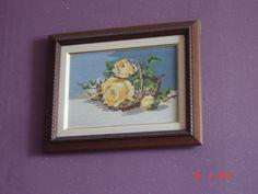 Кошница с жълти рози by Wiler