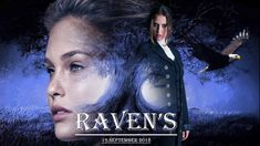 my version of RAVEN'S tutorial Photoshop Tutorial, Raven, Tutorials, Movie Posters, Movies, Art, Art Background, Crow, Film Poster
