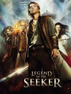 Legend of the seeker: I loved this show more than anything ❤️❤️❤️
