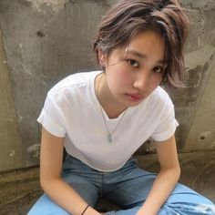 女の子なのに髪型カッコイイ♡今話題の「ハンサムショートヘア」って? - Yahoo! BEAUTY