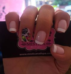1,035 Me gusta, 16 comentarios - Mistica Nail Spa (@misticanailspa) en Instagram Manicure And Pedicure, Gel Nails, Feather Nails, Bright Nails, Just Girly Things, Birthday Nails, Nail Technician, Nail Decorations, Bling Nails