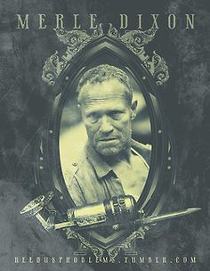"RIP Merle  S3 E15  ""This Sorrowful Life"""