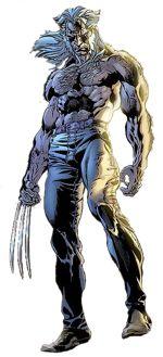 Wolverine by James Howlett