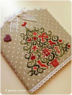 Ed eccomi qui a mostrarvi i regali che io ho mandato ad Annelise per il nostro scambio di Natale. Vi ricordo che con Annelise avevo già...