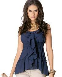 Resultado de imagem para modelos de blusas para damas