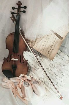 This is a musical instrument called violin with a great importance in musical world. This picture shows the Violin and some musical notes with it. The stick type thing with it is used to play the violin. Sound Of Music, Music Love, Music Is Life, Violin Music, Art Music, Violin Art, Violin Instrument, Violin Tumblr, Classical Music