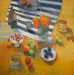 Paul Balmer - Yellow Table