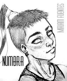 BORÉ, #character of #Numbra