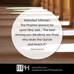 For a wide variety of books on Hadiths, Hadith commentaries, and more, visit us at www.IIPH.com