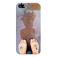 iPhone 6 Plus/6/5/5s/5c Case - Dancing in the Rain ($35) ❤ liked on Polyvore featuring accessories, tech accessories, iphone case, slim iphone case, iphone cover case and apple iphone cases