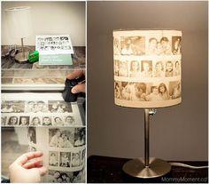 Amazing DIY Lamp Shade Ideas – 18 Pics