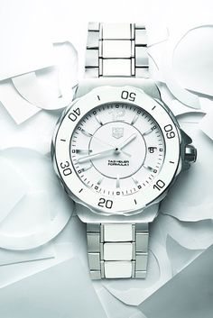 TAG Heuer Ladies Ceramic Formula 1 Watch - WSJ. Magazine - WSJ