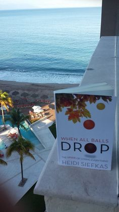#WhenAllBallsDrop spotted in Mexico. One reader sent this picture of the warm and beautiful beach of Puerto Vallarta. Where are you reading it? #books #inspiration http://www.amazon.com/When-All-Balls-Drop-Everything/product-reviews/1627871217/ref=cm_cr_dp_synop?ie=UTF8&showViewpoints=0&sortBy=bySubmissionDateDescending#R28718IR9DVIJW