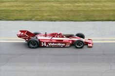 A.J. Foyt - Coyote 81 Cosworth - Gilmore Foyt Racing - Indianapolis 500-Mile Race - 1981-82 USAC Gold Crown Championship, round 1