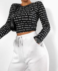 New Cute Outfits and Cool Fashion Look Ideas Of Popular Wear - New Cute Outfits . - Best Women's and Men's Streetwear Fashion Ideas, Combines, Tips Cute Lazy Outfits, Sporty Outfits, Teen Fashion Outfits, Stylish Outfits, Fall Outfits, Fashion Ideas, Summer Outfits, Girly Outfits, Fashion Looks