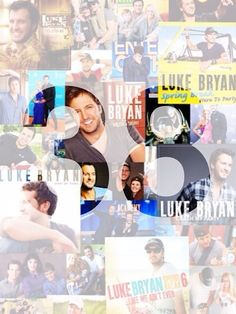 Happy Birthday Luke Bryan!!! You came a long way from just a Georgia boy to the hottest country star!! I can't wait to see where you will be in 10 years hopefully still shaking it!!