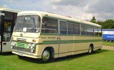Bedford SB5 by Plaxton