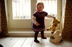 Mamma!!! Mamma!!! l'orsetto ha fatto pipì!!!!