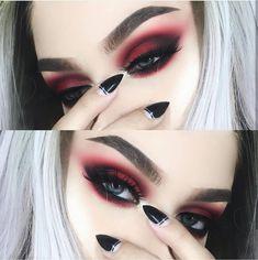 Gorgeous Makeup: Tips and Tricks With Eye Makeup and Eyeshadow – Makeup Design Ideas Makeup Goals, Makeup Inspo, Makeup Art, Makeup Tips, Beauty Makeup, Makeup Ideas, Makeup Style, Makeup Geek, Makeup Trends