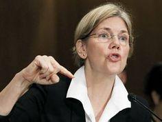 Elizabeth Warren :: I admire this woman so much.