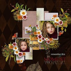 Layout Template, Templates, Graphics, In This Moment, Seasons, Digital, Store, Summer, Blog