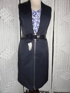 This is another ensemble for Doncaster's 8 GR8 Style Pieces. Includes: Suiting Blouse, The Dress and Belt.