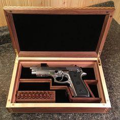 Gun Display Case  Gun Presentation Case inside dimensions