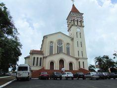 Catedral Cristo Rei - Cornélio Procópio (PR)