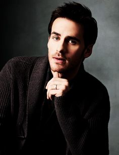 Colin O'Donoghue. Oh yes. I love him.