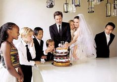 ON THE ROCKS: Brad Pitt and Angelina Jolie Fight For Their Marriage