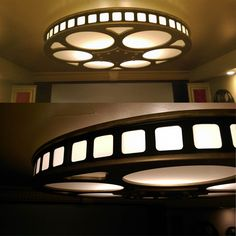 Movie Room Theater Film Reel Unfinished Wood Laser Cut Out Wall Decor Sign Craft